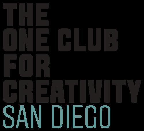 The One Club For Creativity San Diego